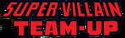 Super-Villain Team-Up Vol 1 1 Logo