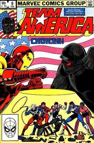 Team America Vol 1 9