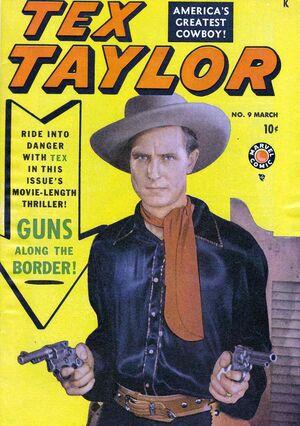 Tex Taylor Vol 1 9