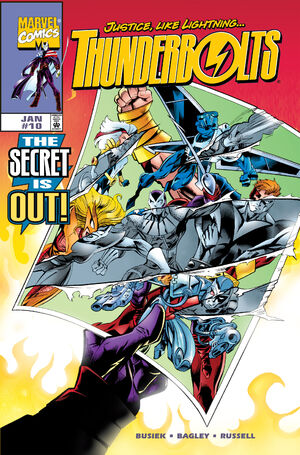 Thunderbolts Vol 1 10