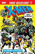 True Believers X-Men - Moira MacTaggert Vol 1 1