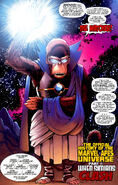 Uatu (Earth-8101) from Marvel Apes Vol 1 1 001