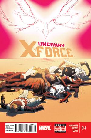 Uncanny X-Force Vol 2 14