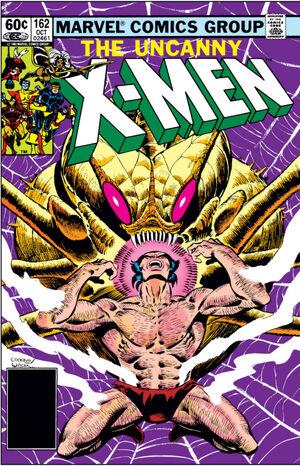 Uncanny X-Men Vol 1 162
