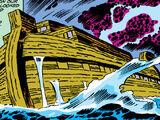 Utnapishtim's Ark