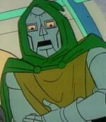 Victor von Doom (Earth-700089) from Fantastic Four (1967 animated series) Season 1 6 0001