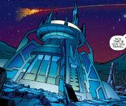 Watcher's Citadel from Fantastic Four Vol 1 544 0001