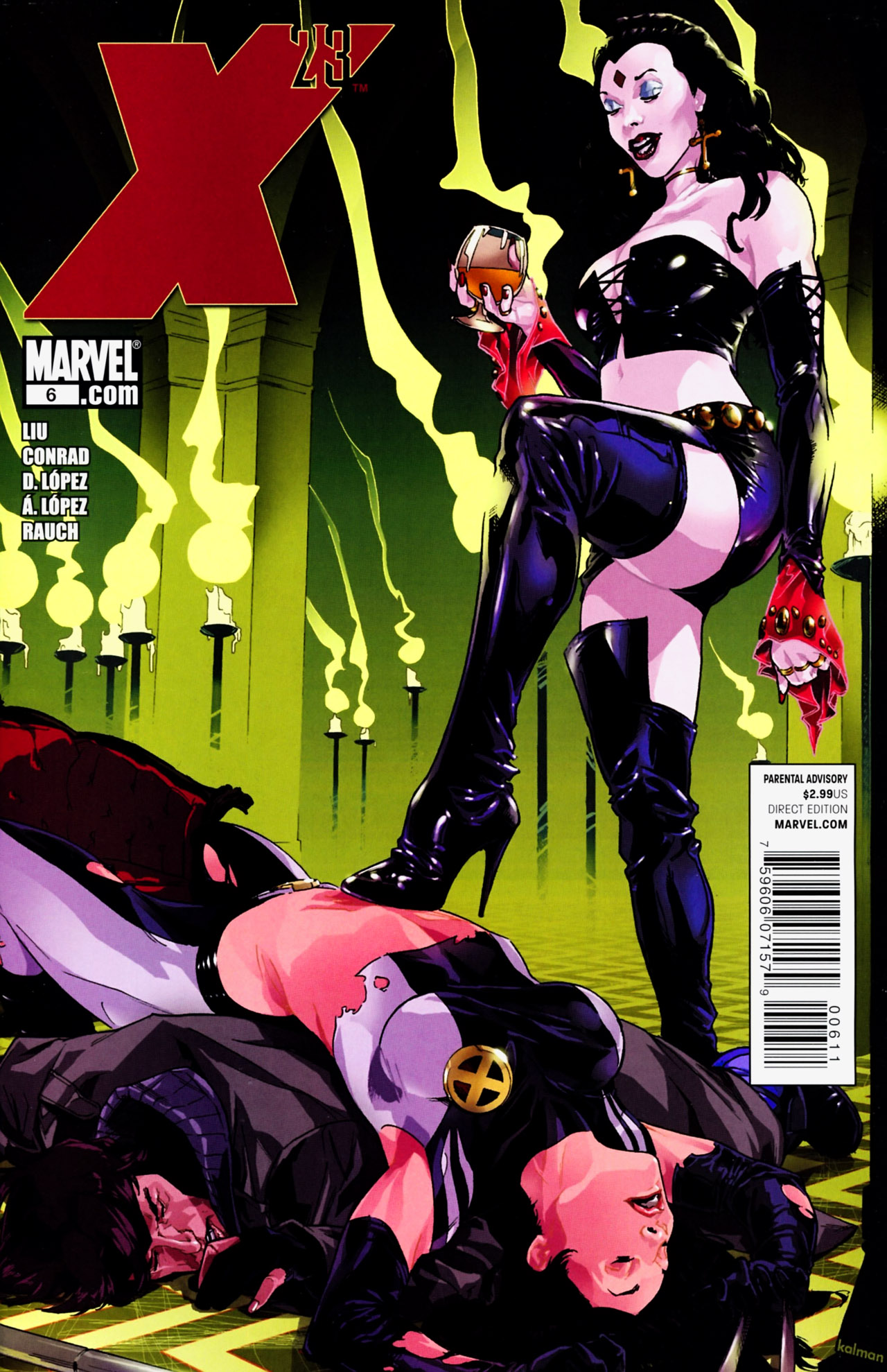 X 23 Marvel X-23 Vol 3 6 | ...
