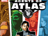 Agents of Atlas TPB Vol 1 1