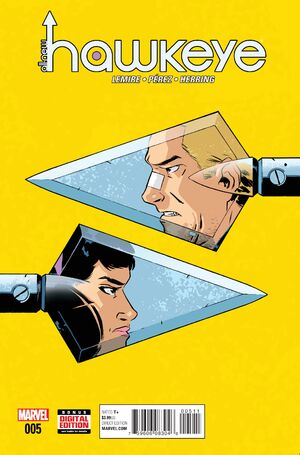 All-New Hawkeye Vol 2 5