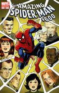 Amazing Spider-Man Vol 1 600 Romita Sr. Variant