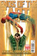 Amazing Spider-Man Vol 1 684 Dell'Otto Variant