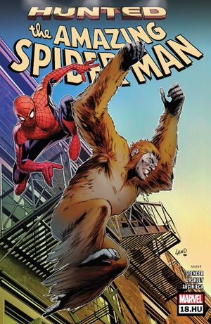 Amazing Spider-Man Vol 5 18.HU