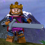Arthur Pendragon (Earth-13122) from LEGO Marvel Super Heroes 2 0001