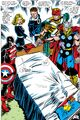 Avengers (Earth-616) the Captain's Roster from Avengers Vol 1 300.jpg
