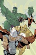 Avengers The Origin Vol 1 1 Textless