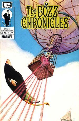 Bozz Chronicles Vol 1 5