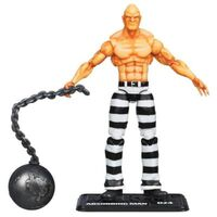 Carl Creel (Earth-616) from Marvel Universe (Toys) Series 3 Wave XVI 0001