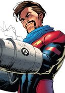 Christopher Summers (Earth-616) from X-Men Blue Annual Vol 1 1 001