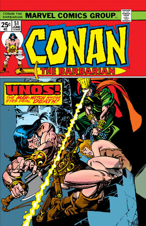 Conan the Barbarian Vol 1 51