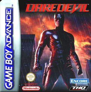 Daredevil video game