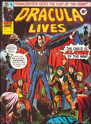 Dracula Lives (UK) Vol 1 14