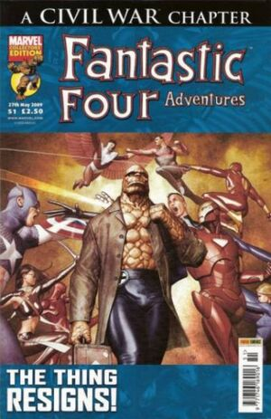 Fantastic Four Adventures Vol 1 51