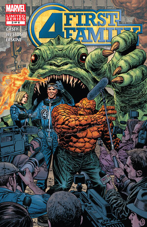 Fantastic Four First Family Vol 1 3