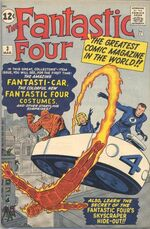 Fantastic Four Vol 1 3 Vintage