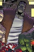 Frankenstein's Monster (Earth-BW20D) from Mrs. Deadpool and the Howling Commandos Vol 1 1 001
