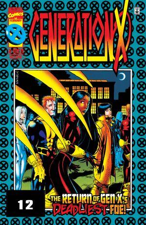 Generation X Vol 1 12
