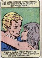 Henry Pym (Earth-616) and Maria Trovaya (Earth-616) from Avengers Vol 1 227 001