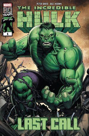 Incredible Hulk Last Call Vol 1 1