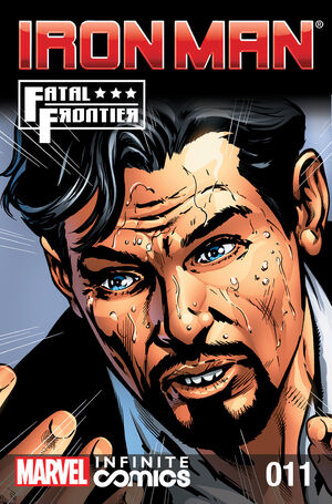 Iron Man Fatal Frontier Infinite Comic Vol 1 11