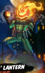 Jack O'Lantern (Earth-TRN461) 001