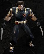 James Howlett (Earth-6109) from Marvel Ultimate Alliance 004