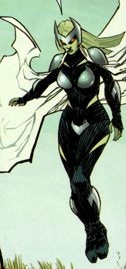 Jennifer Kale (Earth-616) from Thunderbolts Vol 1 154 001