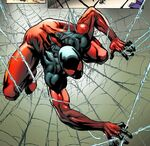 Kaine Parker (Earth-616) from New Warriors Vol 5 1 001