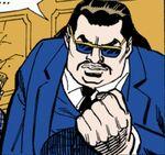 Kurt Kordok (Earth-77013) Spider-Man Newspaper Strips
