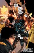Loki Laufeyson (Kid Loki) (Earth-616), Loki Laufeyson (Ikol) (Earth-616), and New Mutants (Earth-616) from New Mutants Vol 3 42 0001