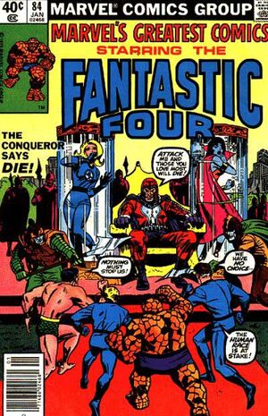 Marvel's Greatest Comics Vol 1 84