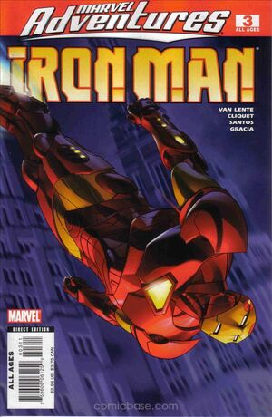 Marvel Adventures Iron Man Vol 1 3