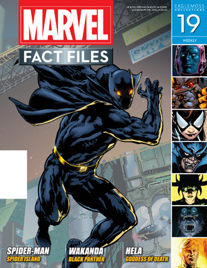 Marvel Fact Files Vol 1 19