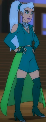 Melissa Gold (Earth-TRN684) from Marvel Rising Battle of the Bands 001