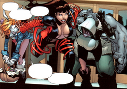 Menagerie (Earth-616) from Amazing Spider-Man Vol 3 1 001