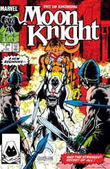 Moon Knight Vol 2 1