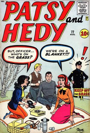 Patsy and Hedy Vol 1 77