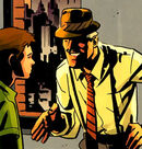 Peter Parker (Earth-1610) and John Jonah Jameson (Earth-1610) from Ultimate Spider-Man Vol 1 155 0001