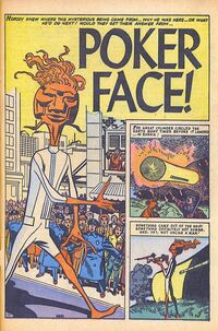 Poker Face (Earth-616) from Strange Tales of the Unusual Vol 1 7 001