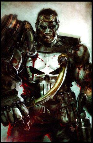 Punisher Vol 8 11 Textless